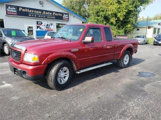 Used 2009 Ford Ranger Sport 4x4 Safetied 224k Sport for sale in Madoc, ON