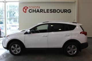 Used 2015 Toyota RAV4 AWD XLE for sale in Québec, QC
