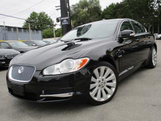 Used 2009 Jaguar XF PREMIUM LUXURY~NAVI~SUNROOF~174KMS~LEATHER ! for sale in Burlington, ON