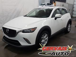 Used 2016 Mazda CX-3 Gs Luxe Cuir/tissus for sale in Trois-Rivières, QC