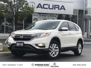 Used 2016 Honda CR-V SE AWD - AWD for sale in Markham, ON