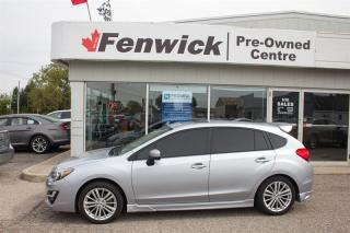 Used 2016 Subaru Impreza 5Dr Sport Pkg at w/Tech for sale in Sarnia, ON