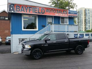 Used 2016 RAM 1500 SLT Crew Cab 4x4 **5.7L HEMI/Reverse Cam/Bluetooth** for sale in Barrie, ON