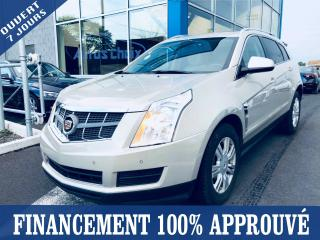 Used 2011 Cadillac SRX Luxury for sale in Longueuil, QC