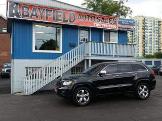 Used 2011 Jeep Grand Cherokee Limited **5.7L HEMI/Navigation/Panoramic Roof/Only 50k!** for sale in Barrie, ON