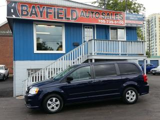 Used 2013 Dodge Grand Caravan SE **Alloys/Remote/Only 55k!!** for sale in Barrie, ON