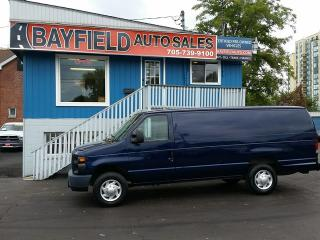 Used 2012 Ford Econoline E-150 Extended Cargo **Air/Power Group/Remote** for sale in Barrie, ON