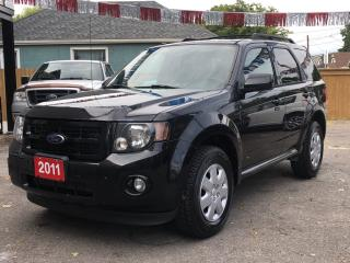 Used 2011 Ford Escape XLT Automatic for sale in Hamilton, ON