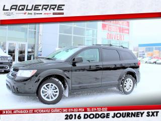 Used 2016 Dodge Journey SXT for sale in Victoriaville, QC
