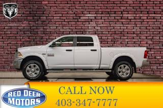 Used 2016 RAM 3500 4x4 Crew Cab SLT HEMI for sale in Red Deer, AB