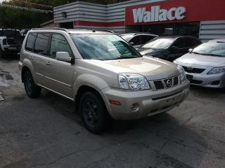 Used 2006 Nissan X-Trail LE AWD LOW KM for sale in Ottawa, ON