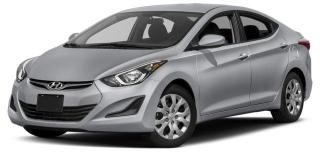 Used 2015 Hyundai Elantra Sport Appearance for sale in Leduc, AB