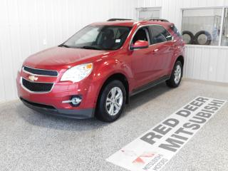 Used 2013 Chevrolet Equinox 1LT for sale in Red Deer, AB