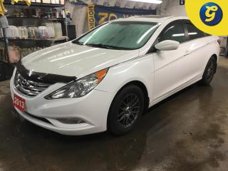 Used 2013 Hyundai Sonata GLS*SUNROOF*PHONE CONNECT*HEATED FRONT SEATS*STEERING WHEEL CONTROL*VOICE RECOGNITION*TELESCOPIC STEERING WHEEL* for sale in Cambridge, ON