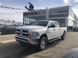 Used 2016 RAM 3500 SLT heavy duty, power seat, rear camera, trailer brake control for sale in Red Deer, AB