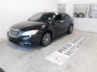 Used 2014 Chrysler 200 Touring for sale in Red Deer, AB
