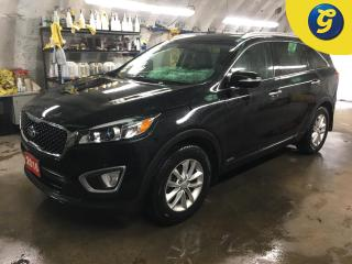 Used 2016 Kia Sorento LX*AWD*REMOTE START*HEATED FRONT SEATS*VOICE RECOGNITION*PHONE CONNECT*STEERING WHEEL CONTROL*SPORT/NORMAL/COMFORT MODES*TELESCOPIC STEERING WHEEL*CLI for sale in Cambridge, ON