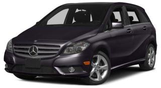 Used 2014 Mercedes-Benz B-Class Sports Tourer for sale in Brampton, ON