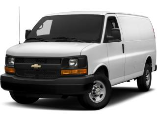 Used 2016 Chevrolet Express 3500 for sale in Coquitlam, BC