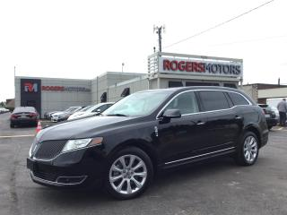 Used 2016 Lincoln MKT ECOBOOST - NAV - 7 PASS - PANO ROOF for sale in Oakville, ON