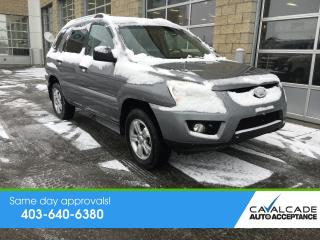 Used 2010 Kia Sportage for sale in Calgary, AB