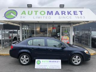 Used 2008 Chevrolet Cobalt LT AUTO FINANCE IT! YOU WORK/YOU DRIVE! for sale in Langley, BC