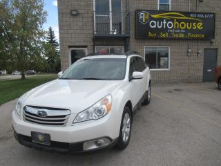 Used 2012 Subaru Outback 3.6R Limited Package for sale in Newmarket, ON