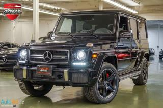 Used 2018 Mercedes-Benz G-Class AMG G 63 4MATIC SUV for sale in Oakville, ON