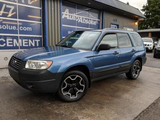 Used 2008 Subaru Forester for sale in Boisbriand, QC