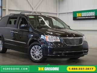 Used 2015 Chrysler Town & Country TOURING STOW&GO DVD for sale in St-léonard, QC