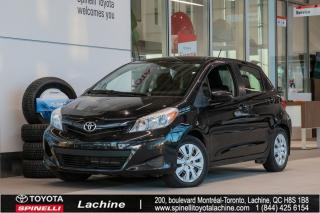Used 2014 Toyota Yaris LE A/C for sale in Lachine, QC