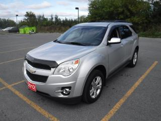 Used 2012 Chevrolet Equinox 2LT for sale in Cornwall, ON