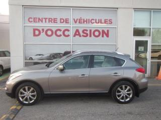 Used 2010 Infiniti EX35 Tech Navigation for sale in Montréal, QC