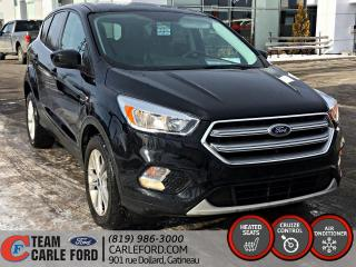 Used 2017 Ford Escape Ford Escape SE, AWD 2017, Bluetooth, cam for sale in Gatineau, QC