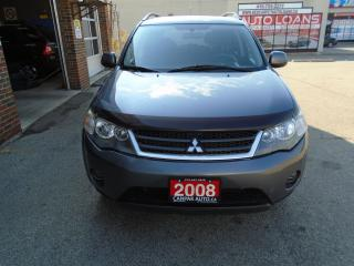 Used 2008 Mitsubishi Outlander LS for sale in Scarborough, ON