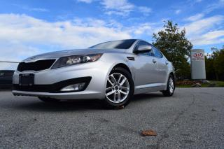 Used 2013 Kia Optima LX AUTO/ROOF/HS/BT for sale in West Kelowna, BC