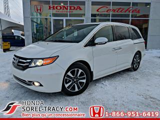Used 2017 Honda Odyssey TOURING + NEUF for sale in Sorel-Tracy, QC