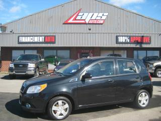 Used 2010 Chevrolet Aveo LT for sale in Ste-Catherine, QC