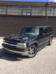 Used 2001 Chevrolet Suburban LT - 8 PASS - DRIVES GOOD for sale in Toronto, ON