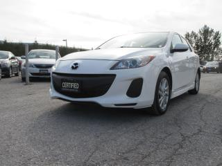 Used 2012 Mazda MAZDA3 SKY ACTIVE HATCH /ONE OWNER/ ACCIDENT FREE for sale in Newmarket, ON