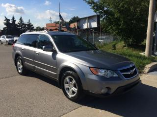 Used 2009 Subaru Outback 2.5I,AWD,123KM,1 OWNER,SAFETY+3YEARS WARRANTY INCL for sale in Toronto, ON