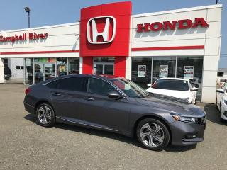 New 2018 Honda Accord Sedan EX-L - CVT - All Weather Mats, Window Tint, Undercoat! for sale in Campbell River, BC