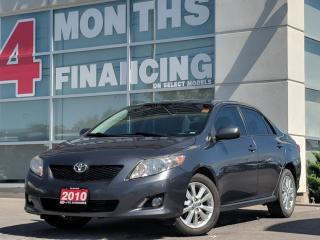 Used 2010 Toyota Corolla LE | Leather | Climate Control | Heated Seat for sale in St Catharines, ON