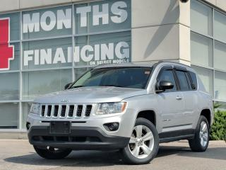 Used 2013 Jeep Compass North 4WD | Bluetooth | Cruise | Alloy for sale in St Catharines, ON