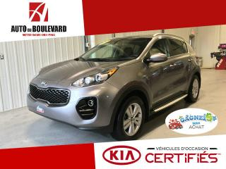 Used 2017 Kia Sportage LX AWD -PRÊT HIVER- TOUT EQUIPE for sale in Notre-dame-des-pins, QC