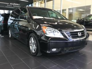 Used 2010 Honda Odyssey TOURING, ONE OWNER, HEATED SEATS, DVD for sale in Edmonton, AB