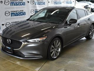 New 2018 Mazda MAZDA6 Grand Touring for sale in Campbell River, BC