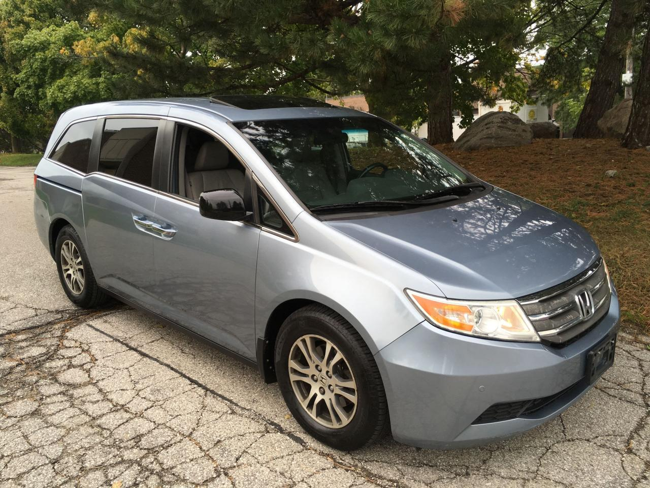 2011 Honda Odyssey EX-L - DVD