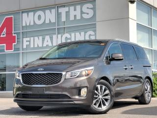 Used 2018 Kia Sedona SX+ for sale in St Catharines, ON