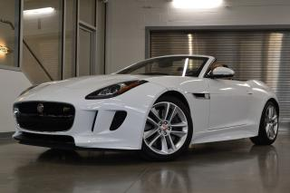 Used 2017 Jaguar F-Type AWD for sale in Laval, QC